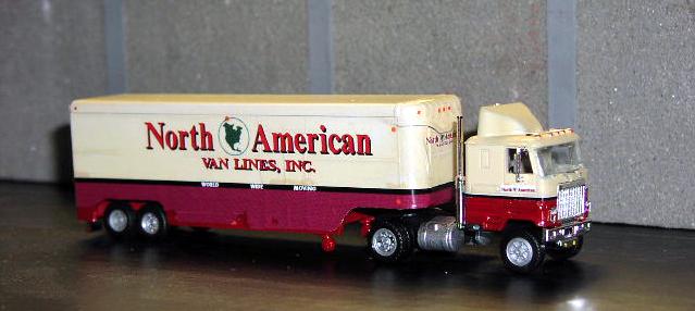 North American Van Lines GMC Astro 95