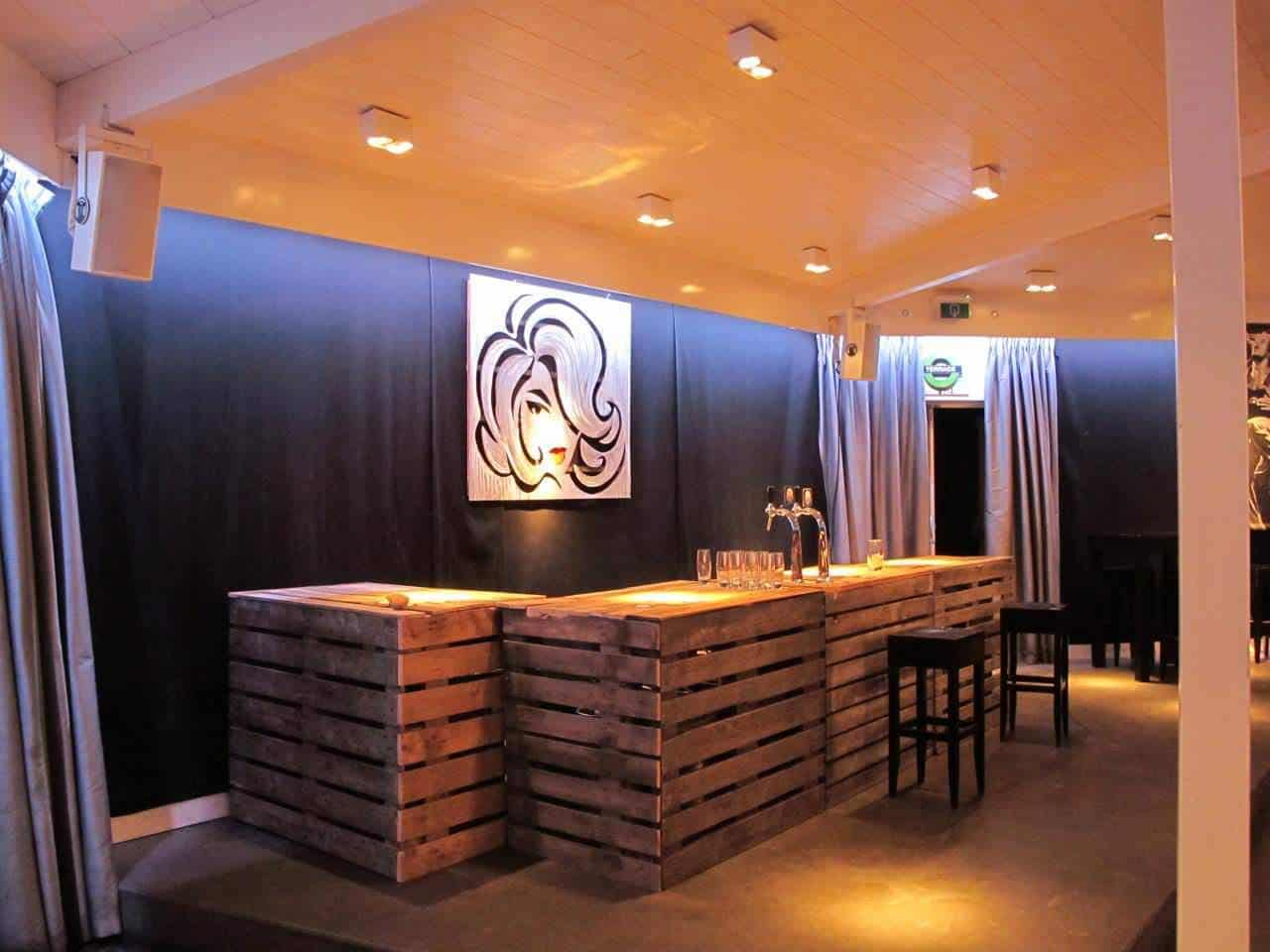 Recycled Pallets Bar 1001 Pallets