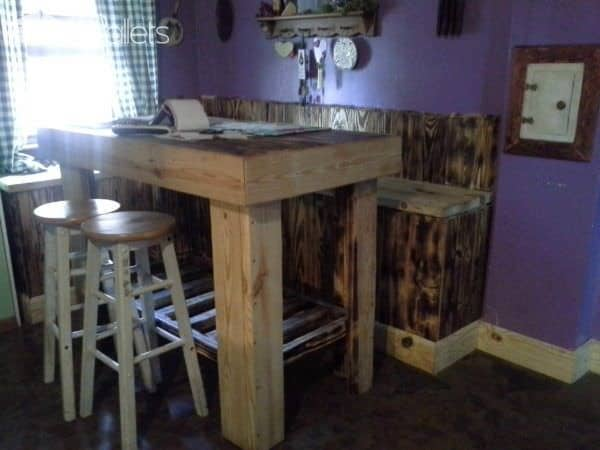 Kitchen Items Made With Recycled Pallets 1001 Pallets