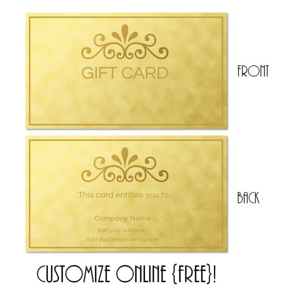 Make Card Free Online And Print