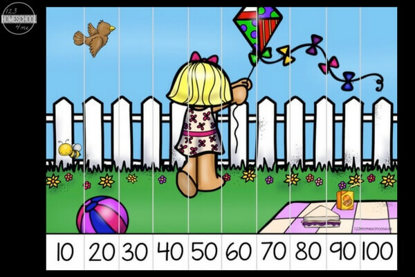 Counting 2s Worksheets