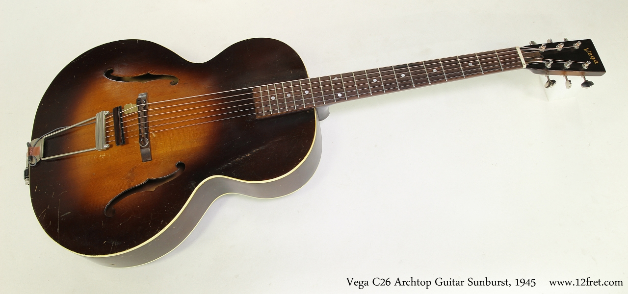 Archtop String 12 Guitar