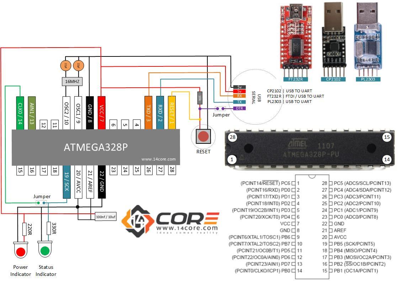 Micro Usb 5 Pin Wiring Diagram