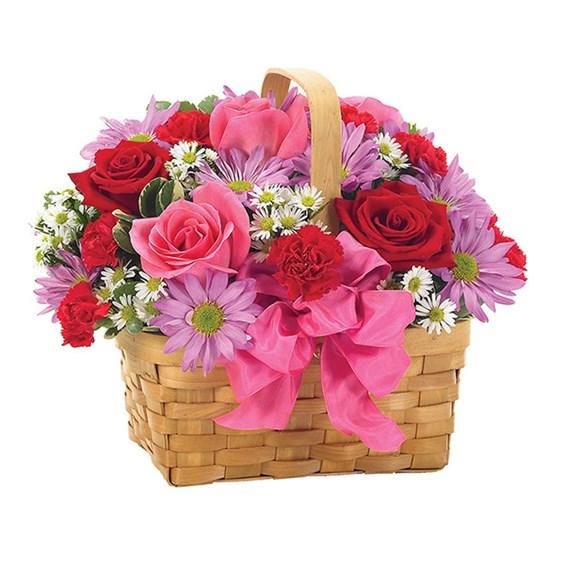 Pure Romance Gift Basket