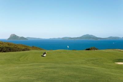 Hamilton Island Golf Club, Dent Island, Australia ...
