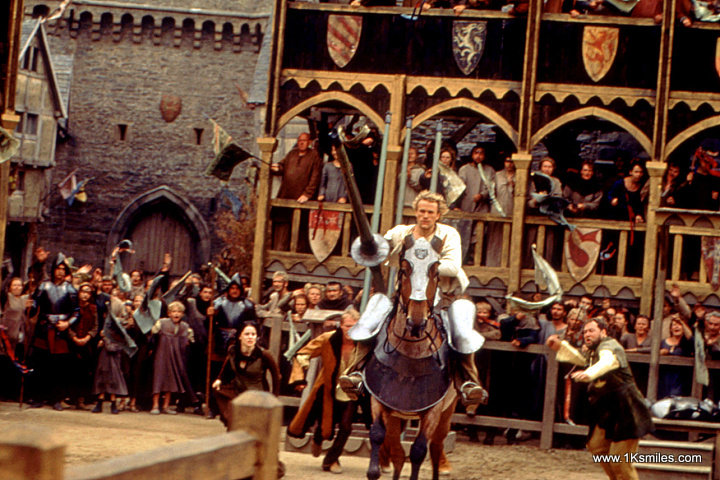 From A Knight S Tale Jocelyn