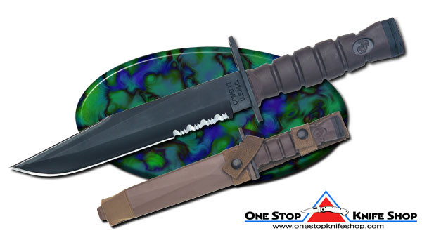 K Bar Knife Marine Corps