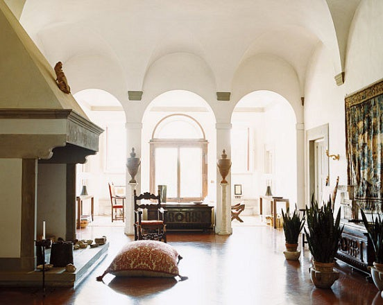Italian Interior Design  20 Images of Italy s Most Beautiful Homes Pucci Home 1stdibs Italy