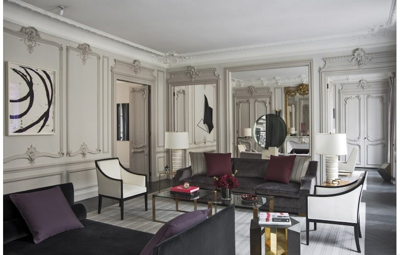 French Apartment Interior Design