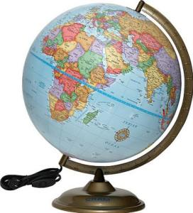 021113   Montgomery Desktop Cram World Globe  Free Shipping      021113   Montgomery Desktop Cram World Globe  Free Shipping