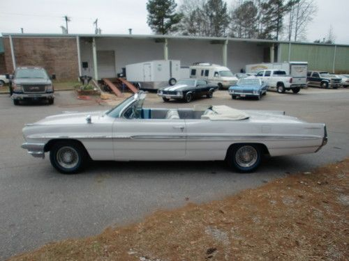 Find used 1961 Pontiac Bonneville Convertible 389 V8 8 Lug Wheels     1961 Pontiac Bonneville Convertible 389 V8 8 Lug Wheels Super NICE CAR