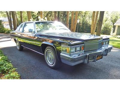 Sell Used 1979 Cadillac Coupe Deville Quot D Marchand Quot In