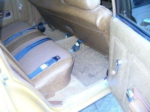 Wagon 500 Fairlane Ranch Ford