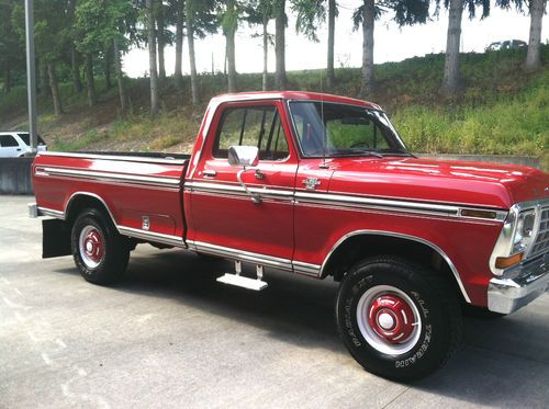 1979 Ford Ranger Highboy