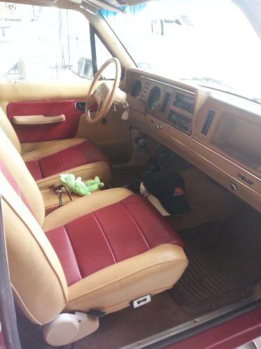 Find Used 1985 Ford Bronco Ii Xlt Sport Utility 2 Door 2