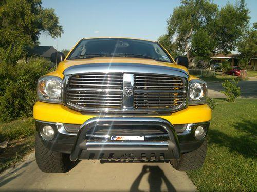 Dodge Big Horn 1500 2007 Ram