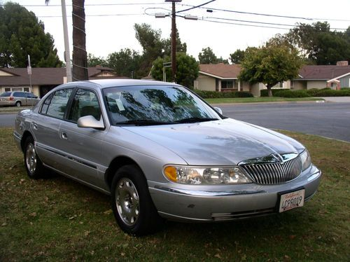 Sell Used 1999 Lincoln Continental Cadillac Mercury