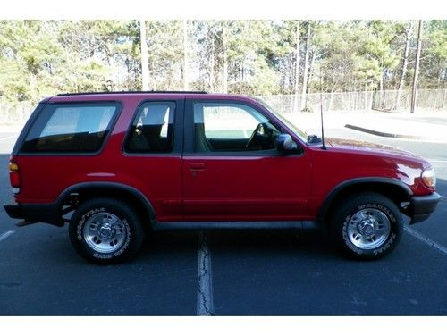 Ford Explorer Sport 2 Door