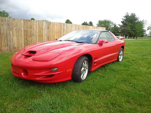 2001 Pontiac Trans Am Headlights