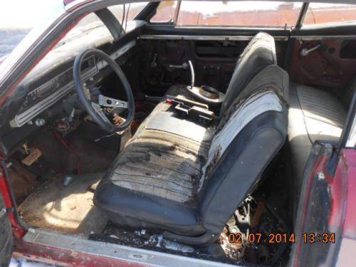Ford Fairlane Wagon Ranch 500