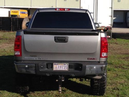 Find Used 2012 Gmc Sierra Z71 7 5 Inch Lift 35 Inch