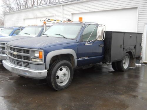 1995 chevy dually flatbed