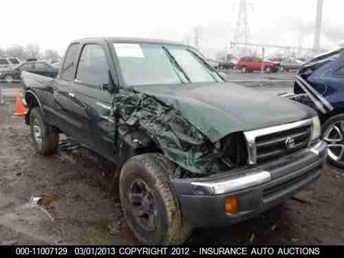 Used Toyota Trucks Sale