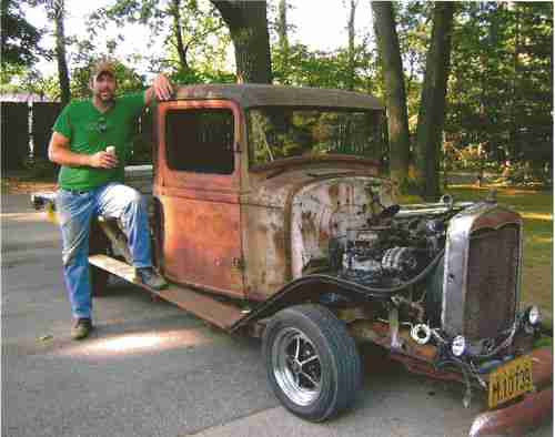 Buy Used 1934 Ford Rat Rod On S 10 Chassis In Hadley