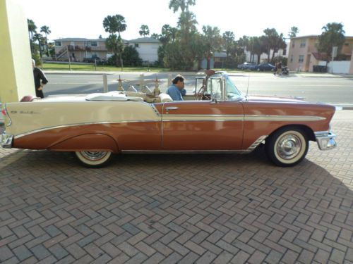 1955 Chevy Convertible Sale California