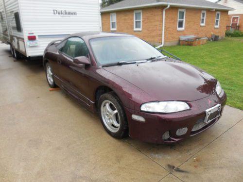 2 Mitsubishi Turbo 1998 Mitsubishi Dr Gst Gst Eclipse Eclipse 1998