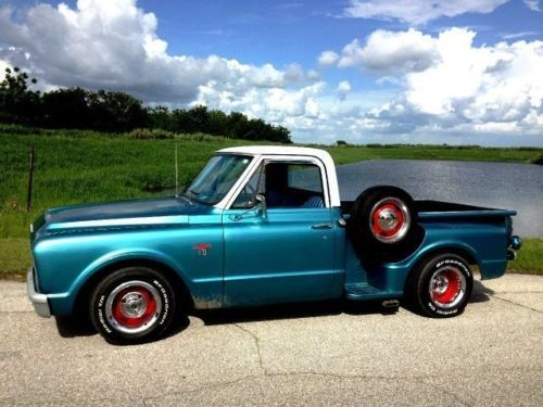 C10 Truck Stepside 1966 Chevy