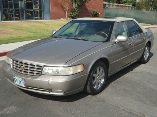 Purchase Used 2000 Cadillac Seville Sts Sedan 4 Door 4 6l