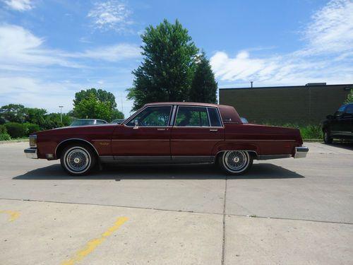 Purchase Used 84 Oldsmobile 98 Regency In Elgin Illinois