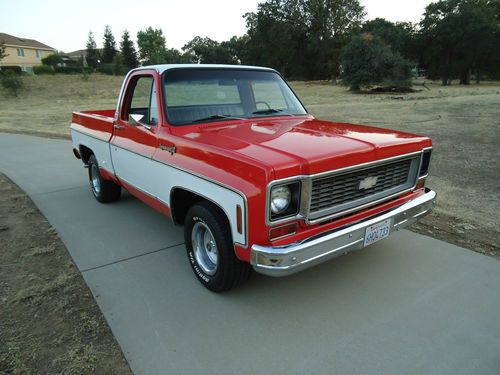 1973 Chevy Short Bed Truck