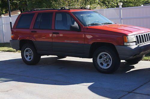 1997 Jeep Cherokee Laredo