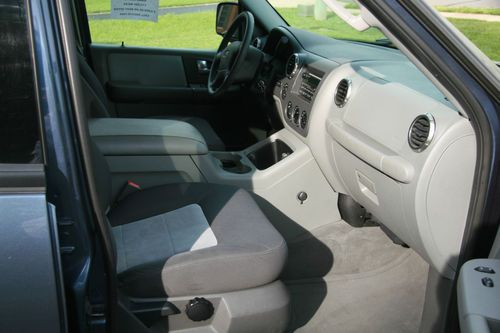00 Ford Expedition Interior