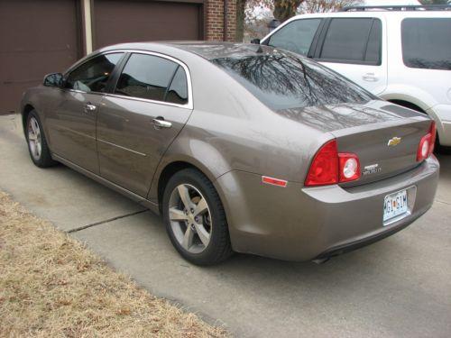 Buy Used 2012 Chevrolet Malibu Lt Sedan 4 Door 2 4l In