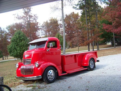 1941 Chevy Cabover Truck