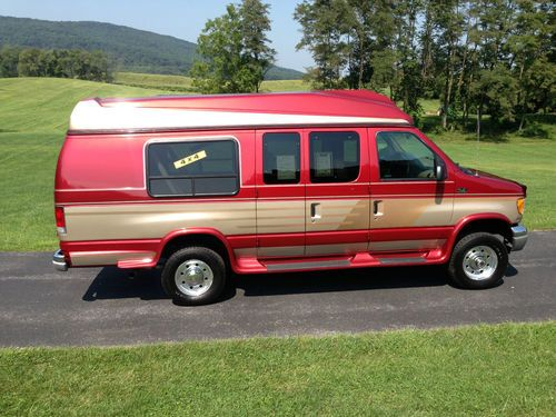 Sale Van Conversion Ford