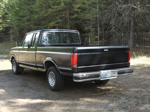 1194 Ford F Ext 150 Cab