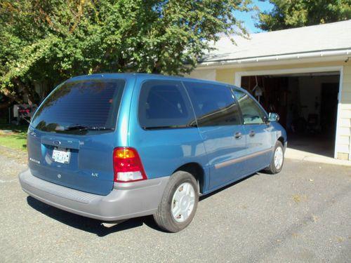 2003 Ford Windstar Van Parts