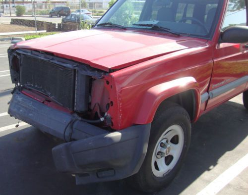 Jeep Cherokee Sport Manual 2001 Parts