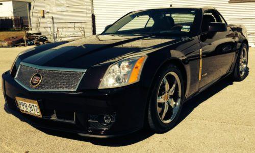 Purchase Used 2009 Cadillac Xlr Platinum Edition In San
