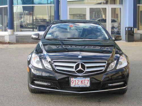 Find Used Certified 2012 Mercedes Benz E Class E350