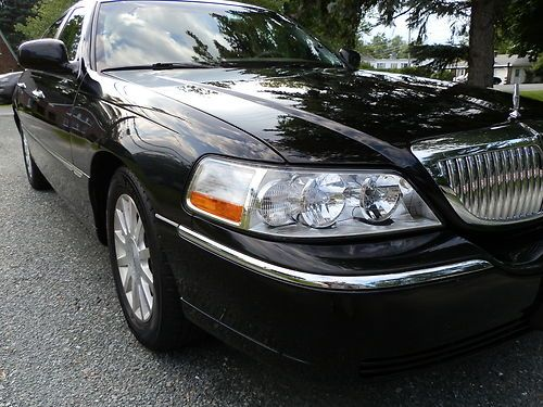2003 Lincoln Town Car Lowrider