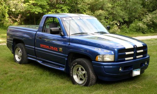 Ram Pace 1500 1996 Truck Dodge Indy