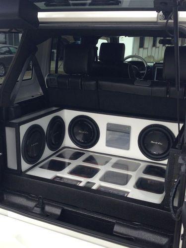 Jeep Jk Interior Mods