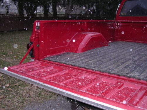 Chevy Pickup Bucket Seats