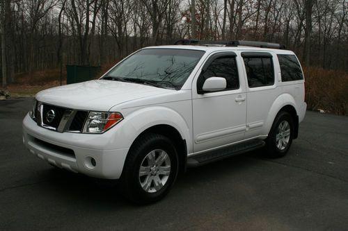 2005 Lift 4x4 3 Pathfinder