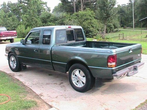 1995 Ford Ranger Engine 4 Cylinder